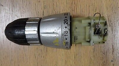 NEW DRILL CHUCK REPLACES CRAFTSMAN DRILL CHUCK AND KEY INCLUDED FOR 113213090