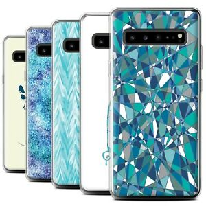 Gel-TPU-Case-for-Samsung-Galaxy-S10-5G-Teal-Fashion