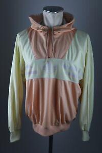 Adidas Vintage Homme 80 S 80er Hoody Manhattan Sweatshirt Hooded Taille D 52 L Aj7-afficher Le Titre D'origine