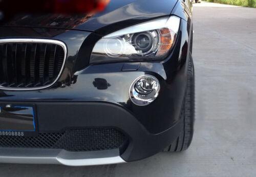 ENJOLIVEURS CHROME DECO CONTOURS CONTOURS ANTIBROUILLARDS pour BMW E84 X1 09-12