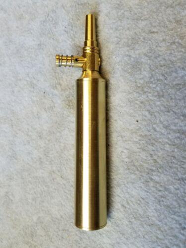Treso Revolver,Pistol,Small Rifle Powder Flask With 15 grain Spout USA #117515-3