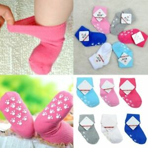 Child-Candy-Color-Cotton-Kids-Socks-Anti-Slip-Girls-Socks-Baby-Boys-Soft-Socks