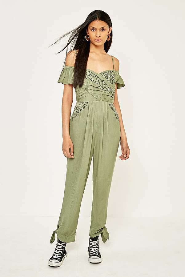 Free People In The Moment Jumpsuit   21024   Size 6