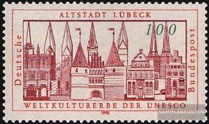 BRD-BR-Deutschland-1447-kompl-Ausgabe-postfrisch-1990-Alt-Luebeck