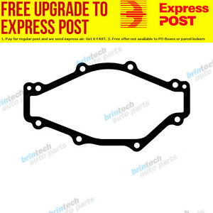 1977-1980 For Holden 1 Ton Tray HZ 253 ci Red Motor Water Pump Gasket