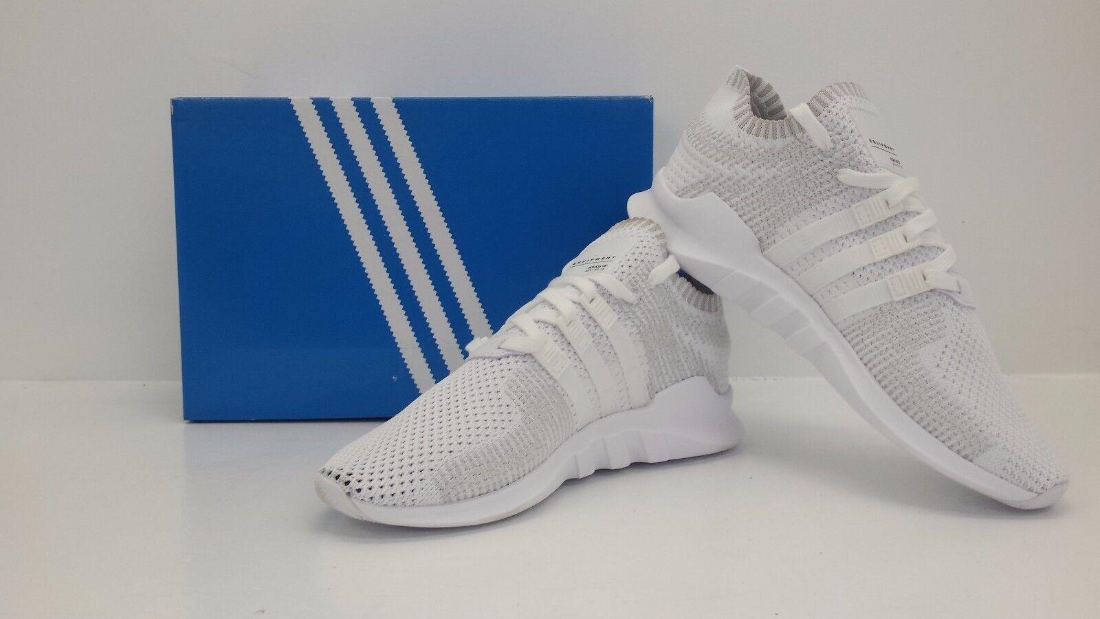 Adidas Originals hombres EQT de Apoyo de ADV - PK primeknit Blanco by9391 - ADV BRAND NEW 30c708