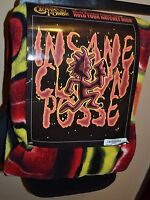 Icp Insane Clown Posse Fleece Throw Blanket Hold Your Hatchet High 50 By 60