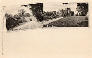 ENTRANCE-TO-amp-TYNAN-ABBEY-CO-ARMAGH-IRELAND-RAPHAEL-TUCK-COUNTY-POSTCARD-No-2907