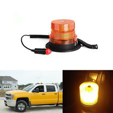 10 LED Car Emergency Hazard Warning Top Roof Mini Strobe Light Bar Amber/Yellow