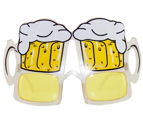 Sunglasses Hawaiian Beer Festival Wedding Beach Party Decor Funny Unisex Glasses
