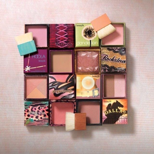 Benefit Cosmetics Coralista Face Powder Blush   eBay