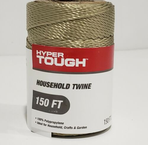 Poly Twine 150 Ft crafts and garden 100/% polypropylene NEW household