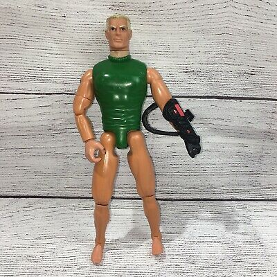 1999 GI JOE 12 Short Blond Hair Action Figure Doll Nude C