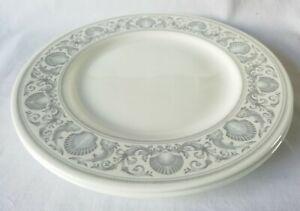 Wedgwood-Dolphin-Dinner-Plate-x-2