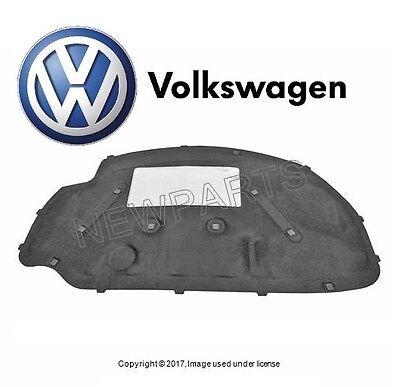 For VW Jetta Rabbit GTI 06-09 SOUND ABS Hood Insulation Pad Genuine 1K0863831D
