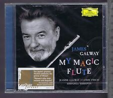JAMES GALWAY CD NEW MY MAGIC FLUTE