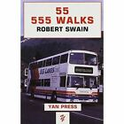 55 555 Walks by Robert Swain (Paperback, 2001)