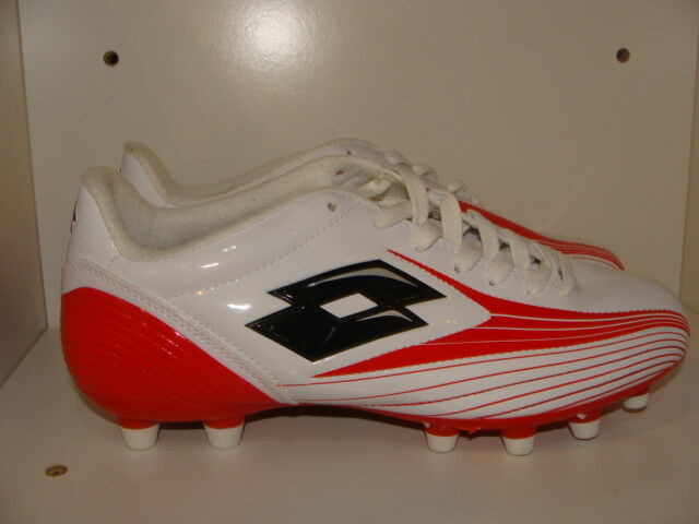 new arrivals 49aa9 1e2e5 MENS LOTTO ZHERO FLASH TRE FG SOCCER CLEATS SIZE 7 NWB