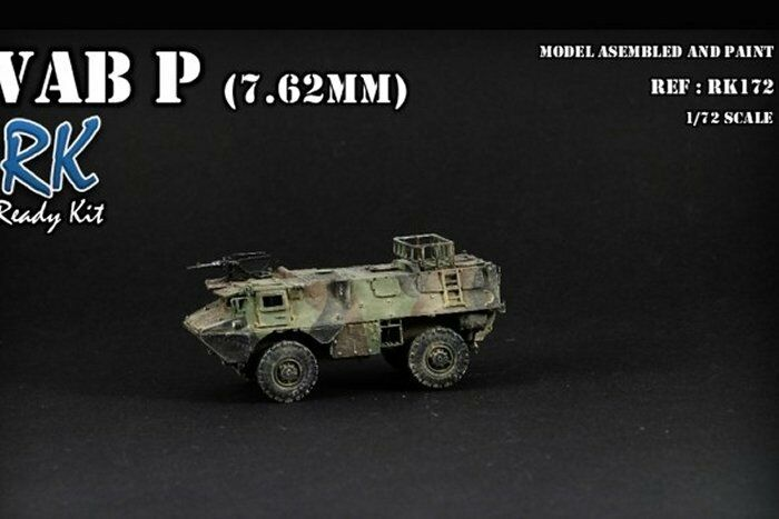 VAB P Felin, french version by Model Miniature ,1 72