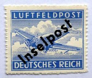 Deutsches Reich Feldpost 1944 Inselpost ? Vukovar-Aufdruck Mi. 8 B I Postfrisch