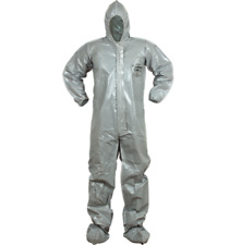 Dupont Tychem Cpf2 Chemical Protective Suit Size Medium C2122t Brand New