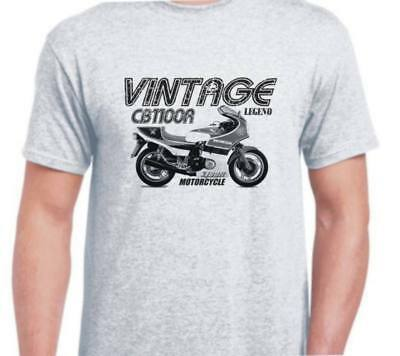 Suzuki GS1100G 83 inspired vintage motorcycle classic bike shirt tshirt