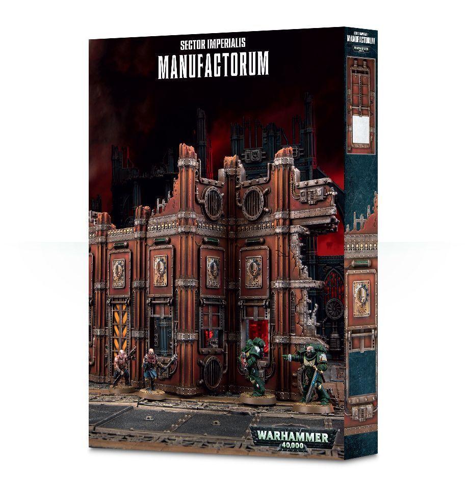 Warhammer 40k  branche imperialis manufactorum (64-47