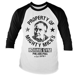 MIGHTY MICK/'S BOXING GYM Philadelphia /'76 Distressed Heather T-Shirt All Sizes