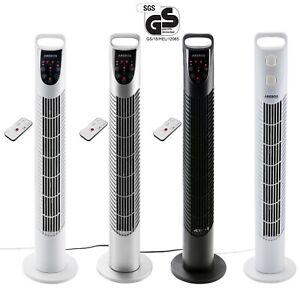 Klimaanlagen & Heizgeräte Turmventilator Säulenventilator Tower Ventilator Standventilator Oszillation Neu Einfach Zu Verwenden