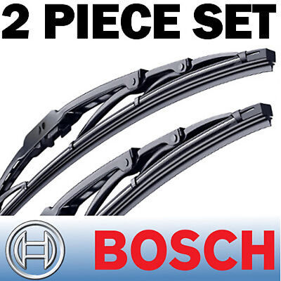 Front Left and Right BOSCH DIRECT CONNECT WIPER BLADES size 21 SET OF 2 20