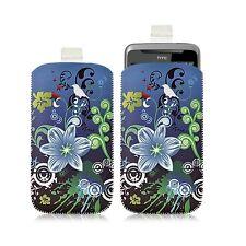 Housse coque étui pochette pour HTC Desire Z avec motif HF09