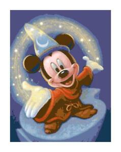 Disney-Magic-Mickey-Mouse-DIGITAL-Counted-Cross-Stitch-Needlepoint-Pattern-Chart