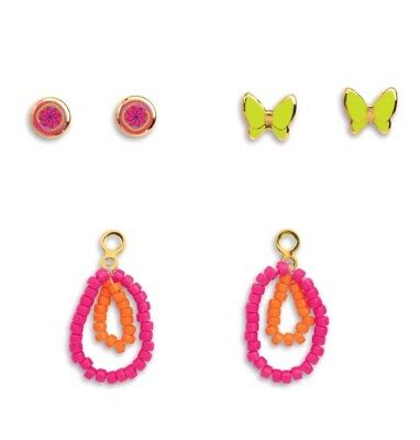 "American Girl Doll Lea/'s EARRINGS SET good for 18/"" Dolls Lea/'s Accessories NEW"