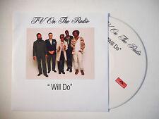TV ON THE RADIO : WILL DO ♦ CD SINGLE PORT GRATUIT ♦