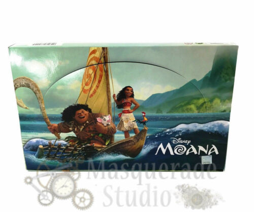 Disney Moana Self Inking Stamps for Kids Goodies Party Favor 60pc Stampers