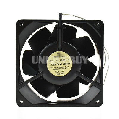 Cooling Fan All Metal High Temperature Resistance for IKURA U7556KX-TP AC 230V