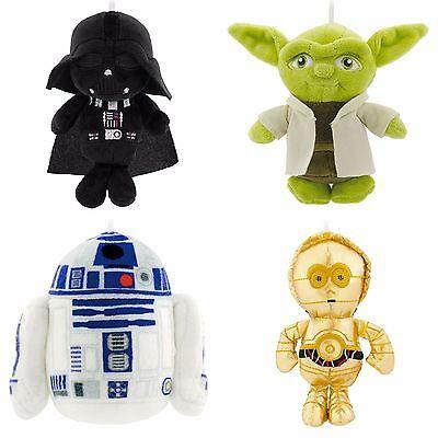 STAR Wars Natale Ornamenti Hallmark Speciale Set PELUCHE ALBERO DECORAZIONI REGALO | eBay