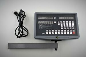 SNS-2V-DRO-Digital-Readout-Display-For-Miling-Lathe-Machine-w-Power-Cable