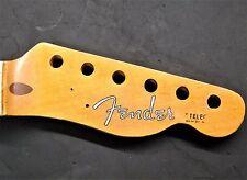 Early 1970 Fender Telecaster GUITAR NECK Vintage Original Maple 4bolt Mount Tele