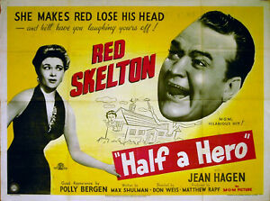 Image result for half a hero 1953