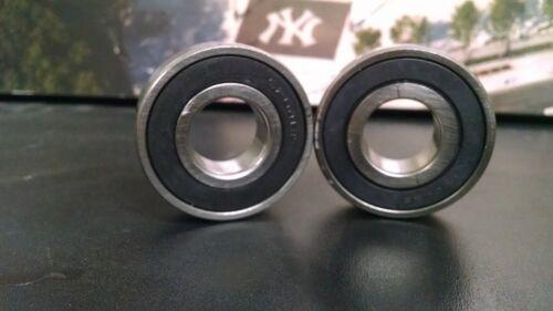 Qty 2 6211-2RS C3 Electric Motor QualityPremium Ball Bearing 55x100x21mm