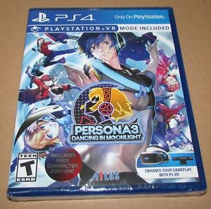 Persona 3 Dancing All Night (Sony PlayStation 4) Brand New / Fast Shipping