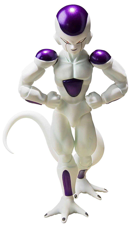 BANDAI S.H.Figuarts DragonBall Super Freeza Final Form Reborn Action Figure