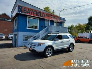 2015 Ford Explorer Limited 4WD **Leather/Navigation/Pano Roof**