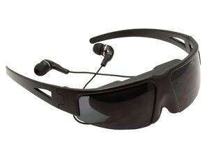 52-034-Screen-MINI-IVS-Virtual-Cinema-Digital-Video-Eyewear-Glasses-60g-Detachable
