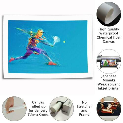 Tennis sport HD Canvas printed Home decor painting Wall art picture Sport poster