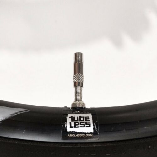 Presta to Schrader Converter Change Your Tube or Tubeless Pair ConvertAir
