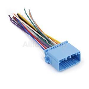 KFZ Audio Stereo DVD Player Kabelbaum Adapter Stecker Kabel für ...
