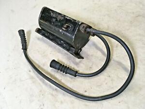 Harley-Davidson-OEM-6v-Ignition-Coil-Knucklehead-Panhead-61-74-UL-80-WL-45