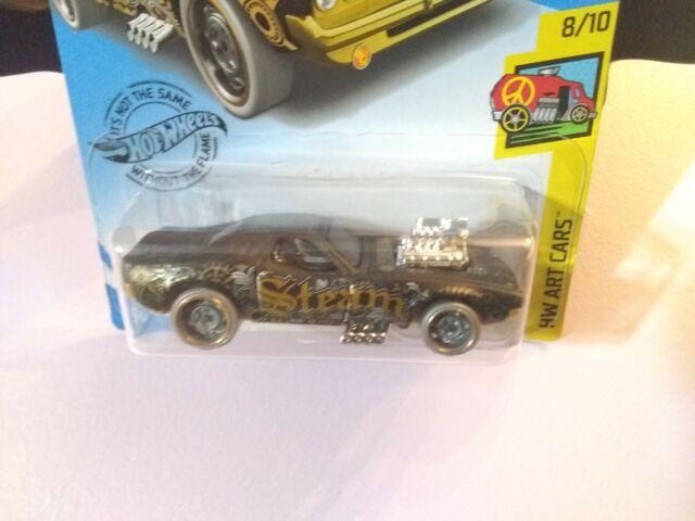 Hot Wheels ghc20-HW Art Cars Roger Dodger